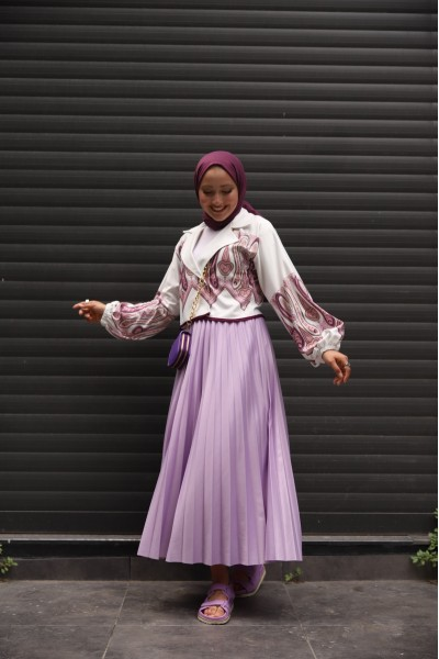 Etnik takım - Lila
